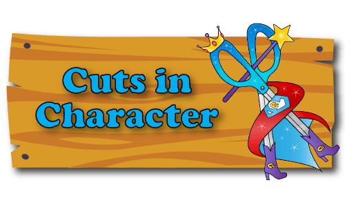 Cuts in Character